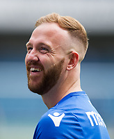 Ben Alnwick during the pre-match warm-up <br /> <br /> Photographer Ashley Western/CameraSport<br /> <br /> The EFL Sky Bet Championship - Millwall v Bolton Wanderers - Saturday August 12th 2017 - The Den - London<br /> <br /> World Copyright &not;&copy; 2017 CameraSport. All rights reserved. 43 Linden Ave. Countesthorpe. Leicester. England. LE8 5PG - Tel: +44 (0) 116 277 4147 - admin@camerasport.com - www.camerasport.com