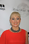 Actress Tracie Bennett stars in End of the Rainbow and is a winner at The 68th Annual Theatre World Awards 2012 presented to 12 actors for their Outstanding Broadway or Off-Broadway Debut Performances during the 2011-2012 theatrical season on June 5, 2012 at the Belasco Theatre, New York City, New York.