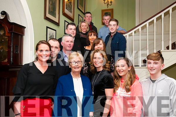 70th Birthday : Ellen Foley, Glin celebrating her 70th birthday with her family at the Listowel Arms Hotel on Saturday night last.