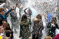 05.04.2014 - London International Pillow Fight Day 2014