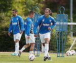 Bilel Mohsni honing his ball control