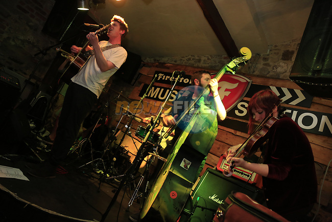 Grand at the Firestone Battle of the Bands 2017 in odd Mollies, Drogheda, CoLouth.<br /> Picture: Newsfile   Fran Caffrey<br /> <br /> <br /> All photo usage must carry mandatory copyright credit (&copy; Newsfile   Fran Caffrey)