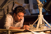 Irrfan Khan.<br /> Puzzle (2018)<br /> *Filmstill - Editorial Use Only*<br /> CAP/RFS<br /> Image supplied by Capital Pictures