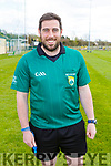 Referee, Cathal White