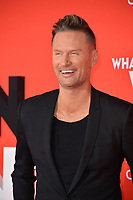 LOS ANGELES, CA. January 28, 2019: Brian Tyler at the US premiere of &quot;What Men Want!&quot; at the Regency Village Theatre, Westwood.<br /> Picture: Paul Smith/Featureflash