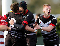 London Broncos v Wigan Warriors U16s 10-4-16