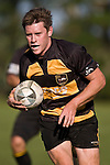 "Bombay halfback Carl Radford. CMRFU Counties Power ""Game of the Week' between Bombay & Pukekohe played at Bombay on Saturday 17th May 2008..Pukekohe led 15 - 0 at halftime & went on to win 42 - 5."
