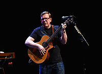 21 September 2018 - Hamilton, Ontario, Canada.  Craig Reid of Scottish folk/rock duo The Proclaimers performs on stage during their Canadian Tour at the FirstOntario Concert Hall.   <br /> CAP/ADM/BPC<br /> &copy;BPC/ADM/Capital Pictures