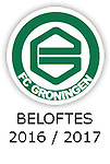 BELOFTES 2016 - 2017