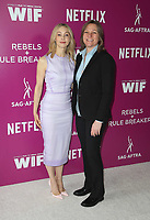 LOS ANGELES, CA - MAY 12: Sarah Gadon, Cindy Holland, at Netflix - Rebels And Rules Breakers For Your Consideration Event at Netflix FYSee Space At Raleigh Studios in Los Angeles, California on May 12, 2018. <br /> CAP/MPI/FS<br /> &copy;FS/MPI/Capital Pictures