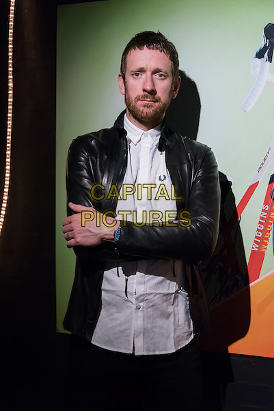 LONDON, ENGLAND - MARCH 10: Sir Bradley Wiggins attends as Halfords hosts press day to showcase its latest products, including cycling accessories, car technology and cycling clothing. <br /> CAP/JOR<br /> &copy;JOR/Capital Pictures