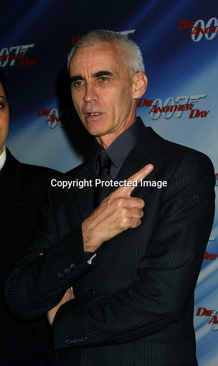 "©2002 KATHY HUTCHINS / HUTCHINS PHOTO."" DIE ANOTHER DAY ' SCREENING.LOS ANGELES, CA. 11/11/02.LEE TAMAHORI"