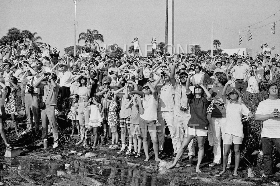 Cape Kennedy, FL - July 16, 1969<br />
