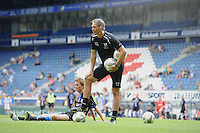 VOETBAL: HEERENVEEN: Abe Lenstra Stadion, 07-07-2012, Open Dag, trainer Marco van Basten tijdens de Open Dag van SC Heerenveen, ©foto Martin de Jong
