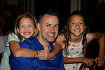 Olivia - John Driscoll - McKenna -  Actor from Y&R  donated his time to Southwest Florida 16th Annual SOAPFEST - a celebrity weekend May 22 thru May 25, 2015 benefitting the Arts for Kids and children with special needs and ITC - Island Theatre Co. as it presented A Night of Stars on May 23 , 2015 at Bistro Soleil, Marco Island, Florida. (Photos by Sue Coflin/Max Photos)