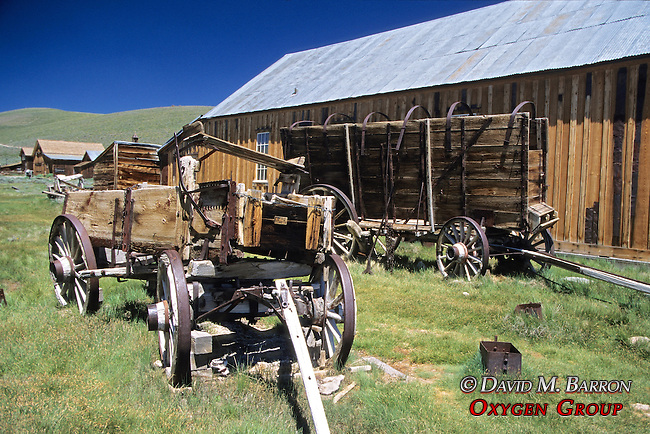 Old Wagons