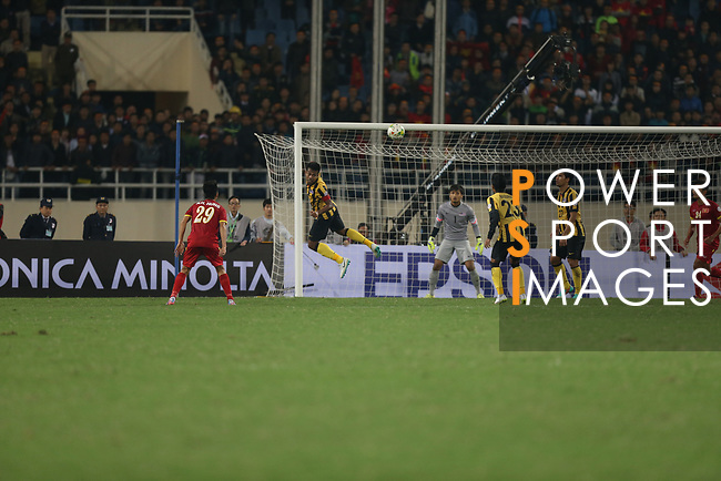 Vietnam vs Malaysia during their AFF Suzuki Cup 2014 Semi-Finals - 2nd leg match at My Dinh National Stadium on 11 December 2014, in Hanoi, Vietnam. Photo by Stringer / Lagardere Sports