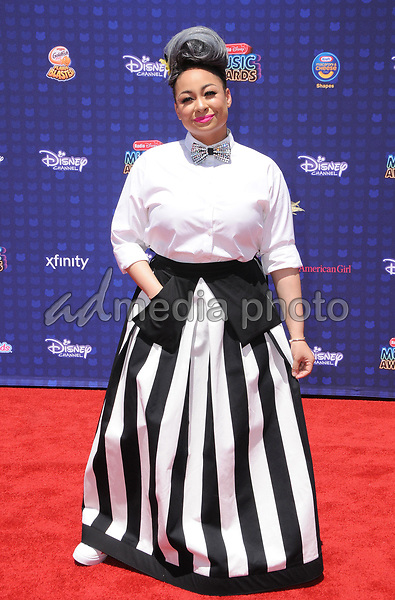 29 April 2017 - Los Angeles, California - Raven-Symoné. 2017 Radio Disney Music Awards held at Microsoft Theater in Los Angeles. Photo Credit: Birdie Thompson/AdMedia