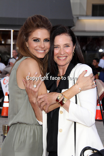 WESTWOOD, CA - April 21: Maria Menounos, Mimi Rogers at the &quot;The Other Woman&quot; Los Angeles Premiere, Village Theater, Westwood, April 21, 2014.<br /> Credit: MediaPunch/face to face<br /> - Germany, Austria, Switzerland, Eastern Europe, Australia, UK, USA, Taiwan, Singapore, China, Malaysia, Thailand, Sweden, Estonia, Latvia and Lithuania rights only -