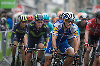 Philippe Gilbert (BEL/Quick Step floors) in the bunch<br /> <br /> Binckbank Tour 2017 (UCI World Tour)<br /> Stage 4: Lanaken &gt; Lanaken (BEL) 155km