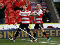 Doncaster Rovers v Huddersfield 8.3.14