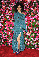 NEW YORK, NY - JUNE 10: Indya Moore attends the 72nd Annual Tony Awards at Radio City Music Hall on June 10, 2018 in New York City.  <br /> CAP/MPI/JP<br /> &copy;JP/MPI/Capital Pictures