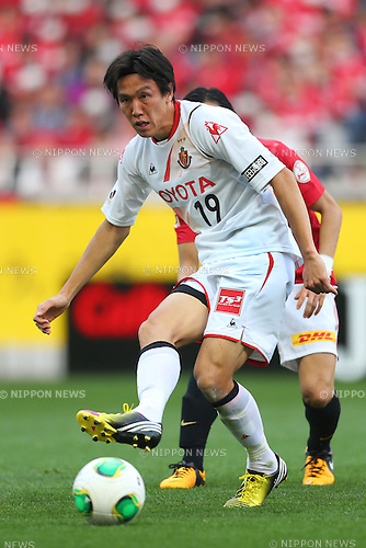 Kisho Yano (Grampus), .March 9, 2013 - Football / Soccer : .2013 J.LEAGUE Division 1, 2nd Sec .match between Urawa Reds 1-0 Nagoya Grampus .at Saitama Stadium 2002, Saitamai, Japan. .(Photo by Daiju Kitamura/AFLO SPORT) [1045]