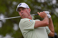 Matt Kuchar (USA) watches his tee shot on 2 during day 2 of the Valero Texas Open, at the TPC San Antonio Oaks Course, San Antonio, Texas, USA. 4/5/2019.<br /> Picture: Golffile | Ken Murray<br /> <br /> <br /> All photo usage must carry mandatory copyright credit (© Golffile | Ken Murray)