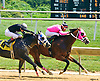 Alfredo Romana winning at Delaware Park on 8/18/16