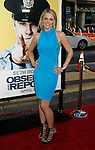 "HOLLYWOOD, CA. - April 06: Collette Wolfe arrives at the Los Angeles premiere of ""Observe and Report"" at Grauman's Chinese Theater on April 6, 2009 in Hollywood, California."