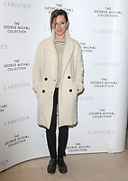 Lydia Wilson at The George Michael Collection - VIP private view and reception at Christies, St James, London on March 12th 2019<br /> CAP/ROS<br /> &copy;ROS/Capital Pictures