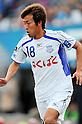 Yoshifumi Kashiwa (Ventforet),.MARCH 25, 2012 - Football /Soccer : 2012 J.LEAGUE Division 2 ,5th sec match between Yokohama FC 0-2 Ventforet Kofu at NHK Spring Mitsuzawa Football Stadium, Kanagawa, Japan. (Photo by Jun Tsukida/AFLO SPORT) [0003].