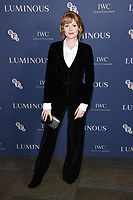 Emily Beacham<br /> arriving for the LUMINOUS Gala 2019 at the Roundhouse Camden, London<br /> <br /> ©Ash Knotek  D3522 01/10/2019