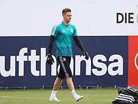 Torwart Bernd Leno (Deutschland Germany) - 29.05.2018: Training der Deutschen Nationalmannschaft gegen die U20 zur WM-Vorbereitung in der Sportzone Rungg in Eppan/Südtirol