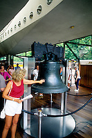 Historic Liberty Bell, Philadelphia, Pennsylvania