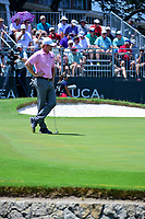 Brandt Snedeker (USA) waits to putt on 9 during round 2 of the Dean &amp; Deluca Invitational, at The Colonial, Ft. Worth, Texas, USA. 5/26/2017.<br /> Picture: Golffile | Ken Murray<br /> <br /> <br /> All photo usage must carry mandatory copyright credit (&copy; Golffile | Ken Murray)