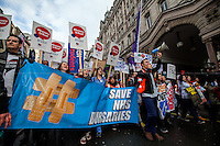 "09.01.2016 -  ""Save Our Bursary"" Demonstration - #‎bursaryorbust"