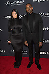 WASHINGTON, DC - JANUARY 24: TV personality Kim Kardashian and rapper Kanye West attends The BET Honors at the Warner Theatre on January 24, 2015 in Washington, D.C. Photo Credit: Morris Melvin / Retna Ltd.