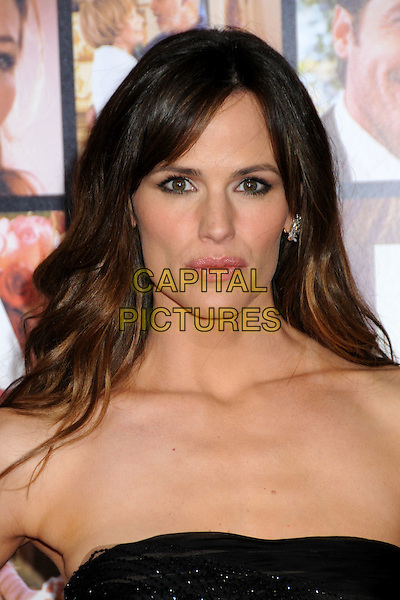 "JENNIFER GARNER.""Valentine's Day"" Los Angeles Premiere - arrivals held at Grauman's Chinese Theatre, Hollywood, California, USA, .8th February 2010..portrait headshot strapless black.CAP/ADM/BP.©Byron Purvis/AdMedia/Capital Pictures."
