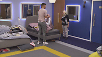 Andrew Brady, Ann Widdecombe<br /> Celebrity Big Brother 2018 - Day 5<br /> *Editorial Use Only*<br /> CAP/KFS<br /> Image supplied by Capital Pictures