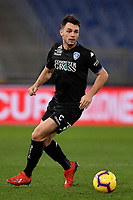 Frederic Veseli of Empoli in action during the Serie A 2018/2019 football match between Lazio and Empoli at stadio Olimpico, Roma, February 7, 2019 <br />  Foto Andrea Staccioli / Insidefoto