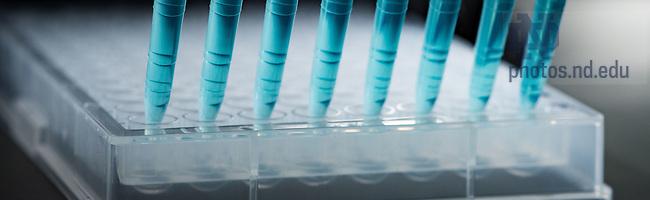 June 30, 2015; Genomics and Bioinformatics Facility. (Photo by Matt Cashore/University of Notre Dame)