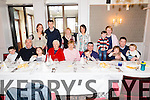 Pictured at the Devon Inn on Saturday for the 70th Birthday celebrations of Catherine Lenihan, mountcollins. Catherine is pictured here with her family.
