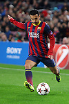 UEFA Champions League 2013/2014.<br /> FC Barcelona vs Celtic FC: 6-1 - Game: 6.<br /> Pedro Rodriguez.