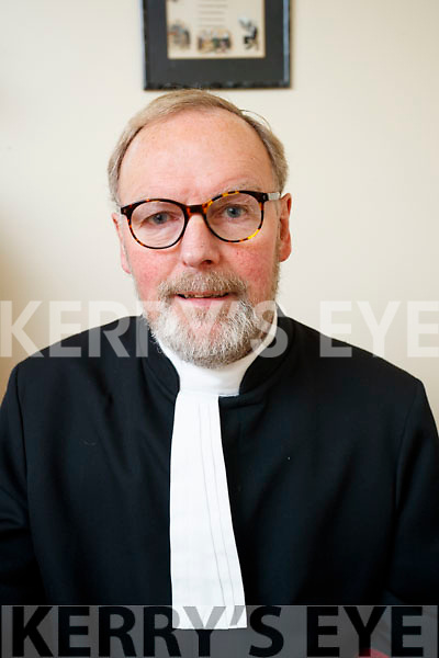 Judge Thomas E O'Donnell