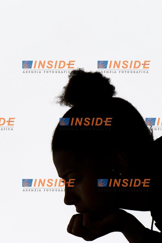 Jennifer Abel Canada <br /> 3m Springboard Sincro women <br /> Roma 20-06-2016 Stadio del Nuoto Foro Italico Tuffi Campionati Italiani <br /> Foto Andrea Staccioli Insidefoto