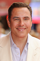 David Walliams<br /> arriving for the premiere of &quot;Pudsey the Dog the movie&quot; at the Vue cinema, Leicester Square, London. 13/07/2014 Picture by: Steve Vas / Featureflash