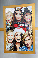 "LOS ANGELES - OCT 30:  Atmosphere, A Bad Moms Christmas Poster at the ""A Bad Moms Christmas"" Premiere at the Village Theater on October 30, 2017 in Westwood, CA"