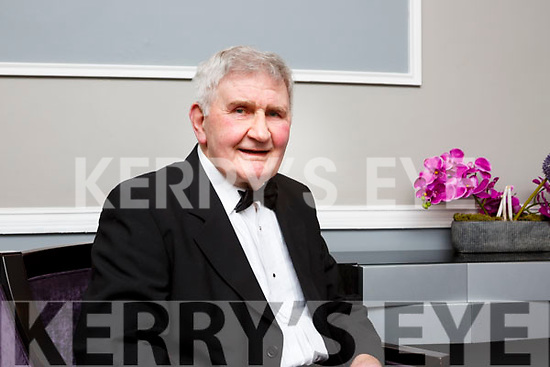 Mick O'Dwyer at the Kerry Sports Stars awards in the INEC on Friday night
