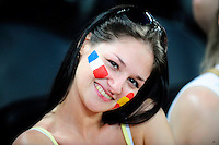 Supporters France - 23.06.2012 - Espagne / France -1/4 Finale Euro 2012 .Photo : Amandine Noel / Icon Sport.